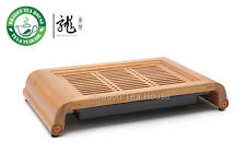 Wisdom * Bamboo Gongfu Tea Table Serving tray 40*22cm