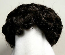 Kemper Originals Modacrylic Doll Wig - Lizzy - Size 12/13 - Dark Brown - NOS