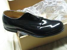 US military dress shoe 5 XN  oxford black NEW US army USGI USA made