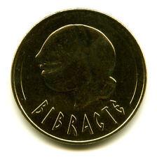 71 SAINT-LEGER-SOUS-BEUVRAY Bibracte 3, Tête gauloise, 2013, Monnaie de Paris