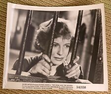 WEAK AND THE WICKED still JANE HYLTON original PHOTO 1954 Young and Willing