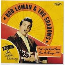 45 EP Bob Luman & The Shadows -  Rare Live & Studio Recordings , Limited Edition