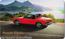 Porsche 911 914 Frühstücksbrett Classic Größe: 23,3 x 14,4 cm
