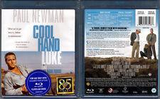 Blu-ray Paul Newman COOL HAND LUKE George Kennedy Cdn WS SE Region A/B/C NEW