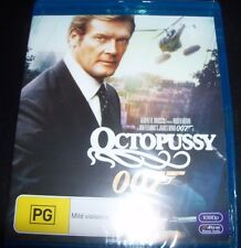 Octopussy James Bond 007 (Australia Region B) Bluray / Blu-ray NEW