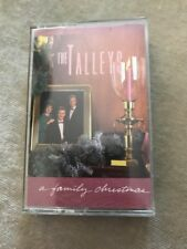 The Talleys A family Christmas Cassette Ships N 24h