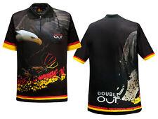 DART - Shirt Dart-Trikot Darttrikot Dartshirt EAGLE 1 - unisex - Größe: S-8XL