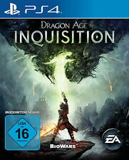 Dragon Age: Inquisition (Sony PlayStation 4, 2014, DVD-Box) OVP - Neu