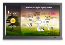 Sungale All-in-One 19 Digital Signage with Cloud Support and Wide