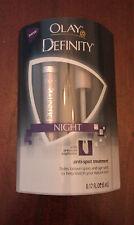 OLAY DEFINITY NIGHT SPOT TREATMENT .17 OZ.~ NEW