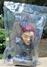 "McDonald's Happy Meal Toy Avengers #16 ""Black Widow"" New & Unopened"