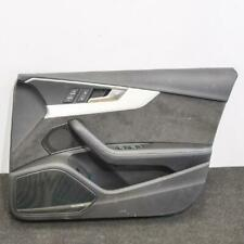 AUDI A4 S4 Front Right Side Door Card Panel B9 8W0867134 2018 RHD