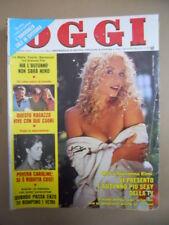 OGGI 39 1980 Maria Giovanna Elmi Carolina di Monaco Rettore Bertè Krisma [G856]