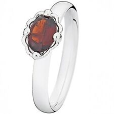 40% SALE! Genuine Spinning Jewellery SS Jan Birthstone Ring 00111S RRP $79.00