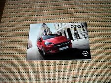 3// 2018 Opel-Corsa Infotainment-Handbuch v