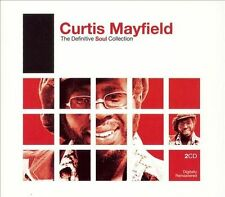 CURTIS MAYFIELD - THE DEFINITIVE SOUL COLLECTION (NEW CD)
