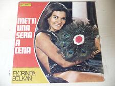 """ENNIO MORRICONE""""METTI UNA SERA CENA-disco 45 giri -ONLY COVER/SOLO COPERTINA-OST"""