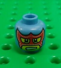 *NEW* Lego Wrestler Series 1 Head Face for Rare Mini Figure x 1 piece