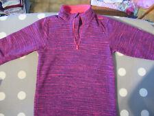 dc4398725d039 Manteaux, vestes et tenues de neige violets polaire pour fille de 2 ...