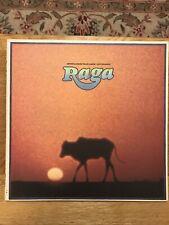 """(BEATLE RELATED) RAVI SHANKAR """"RAGA"""" ORIGINAL SOUND TRACK ALBUM LP APPLE RECORDS"""