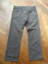 (SEP187) W36/L32 *GANT* Smart dark beige JASON chino jeans mens