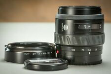 Minolta MAXXUM AF Zoom 35-105mm F/3.5-4.6, fits Minolta and Sony A mount