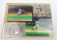 Ken Griffey Jr 100th Career Home Run 3D Hologram Card Photo MLB Players Choice