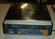 Siltec EC-50L Counting Scale 0.01 - 50lb. Piece Count Counter