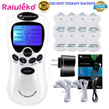 Electro Muscle 8 Modes Stimulator Rechargeable Massager EMS Pulse Pain Relief