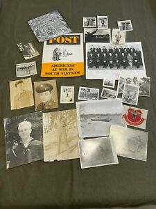 Original World War Two and Later Grouping of Photographs and Posters