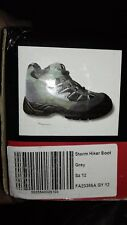 MENS DICKIES STORM  ORIGINAL STEEL TOE CAP SAFETY HIKER LEATHER WORK BOOT SIZE