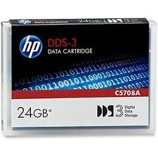 2 X HP Dds-3 data Cartridge - nuevas precintadas de fabrica (tape cinta Dat)
