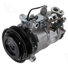 A/C Compressor-New Compressor 4 Seasons 168300