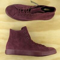 Converse Chuck Taylor All Star High Top Dark Burgundy Shoes [163872C] Multi Size
