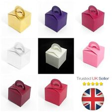 10 Pcs Helium Balloon Box Weights Wedding Christening Birthday Party Cake Box ML