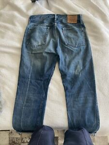 Levi Vintage Clothing LVC 501 33 X 34 1954