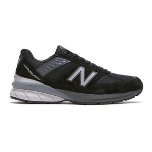 NEW BALANCE 990V5 MEN WOMEN RUNNING SHOES Black Silver Red Blue Sneakers Jogging