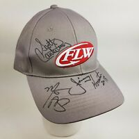 FLW Autographed Hat Scott Canterbury Jimmy Houston Matt Arey