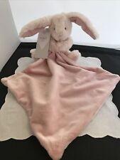 M&S Pink Rabbit Bunny Comforter New