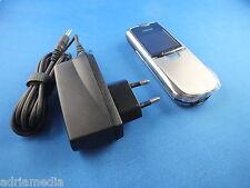 Original Nokia 8800 Edelstahl Silber wie NEU Akku Ausstellungsgerät NEUWERTIG