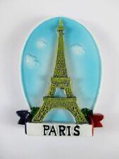Magnet Paris Eiffelturm Polyresin,Souvenir Frankreich France,Neu *