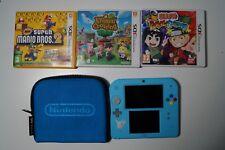 Nintendo 2ds limited edition (Pokémon) + giochi