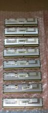 for HP ProLiant 64GB (8 x 8GB DIMMS) PC2-5300F ECC Memory RAM DL360 G5 DL380 G5