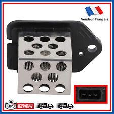 Resistance commande de ventilateur radiateur 206 307 Expert 807 PARTNER 1267E3