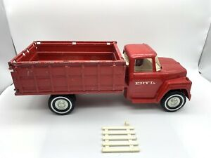 Vintage Ertl International Loadstar Grain Truck, Cast Toy Vehicle Lot