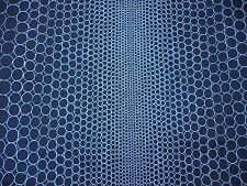 Designers Guild Fabric 'Pearls' 3.6 METRES Caviar 100% Cotton - Belles Rives