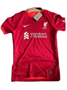 NEW Liverpool FC 21/22 Large Home shirt