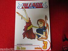 Bleach #3 English Language Anime Manga Ichigo Sasuke Kurosaki zanpakuto