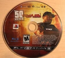 50 Cent: Blood on the Sand (Sony PlayStation 3, 2009) DISC ONLY 6419