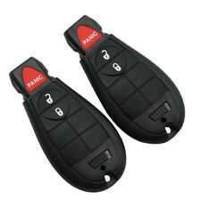 2X Remote Key Fob Fits 2013 2014 2015 2016 2017 2018 Dodge Ram 1500 2500 3500 US